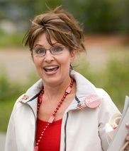 Sarah Palin - Photo by Jeff Medkeff